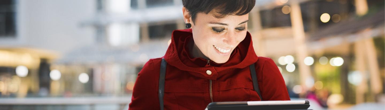 Kredit flexibel online beantragen  Santander Consumer Bank Österreich